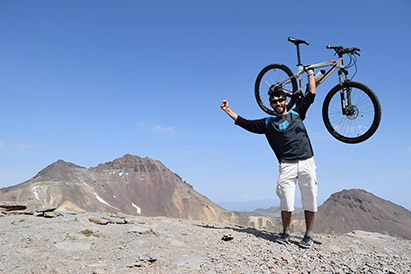 Cycling In Armenia