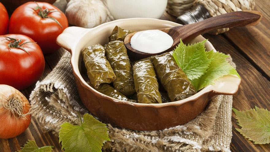 Armenian Dish Tolma