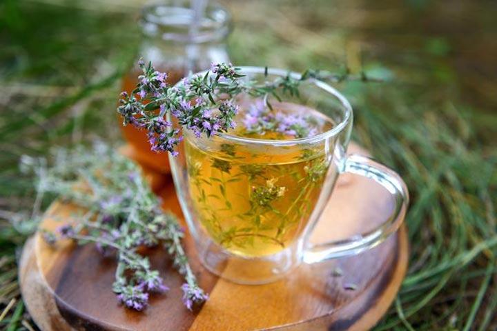 Armenian Wild Thyme Tea