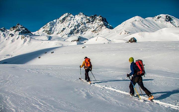 Ski Touring in Armenia
