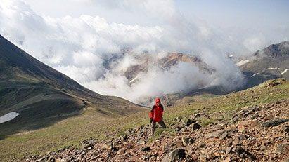 Climbing Mount Aragats – One Day Hiking Tour in Armenia