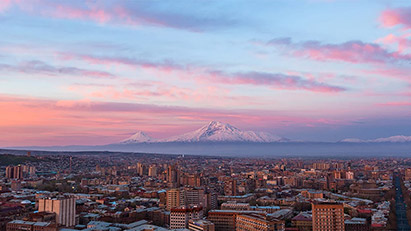 Yerevan, The Capital Of Armenia