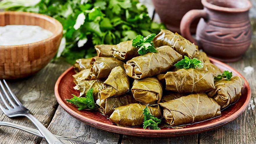 armenian food tolma dolma