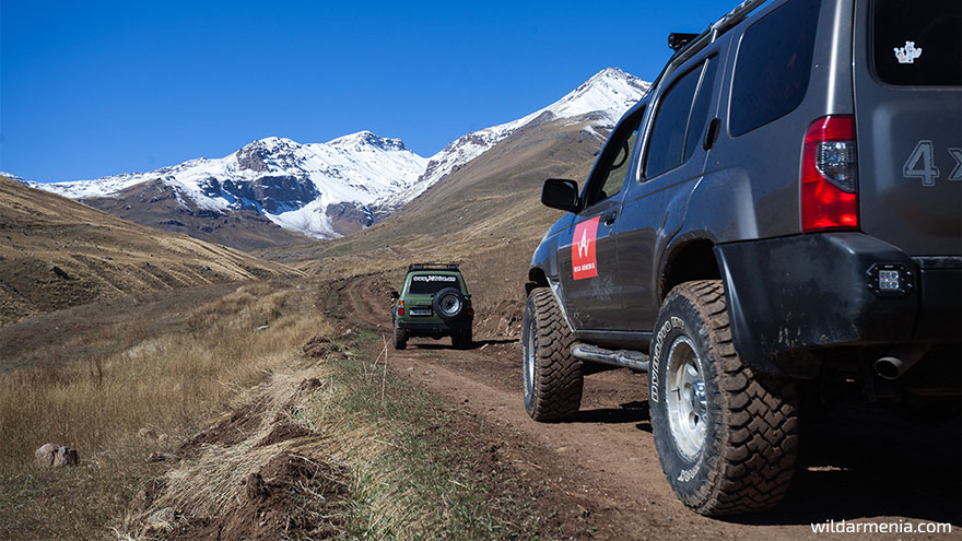 4x4 jeep tours in armenia