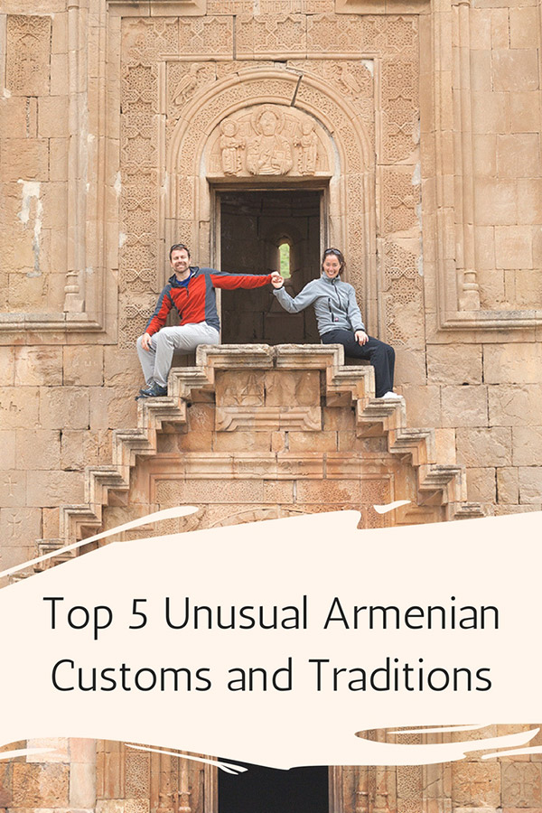 Top 5 Unusual Armenian Customs and Traditions: Past and Alive
