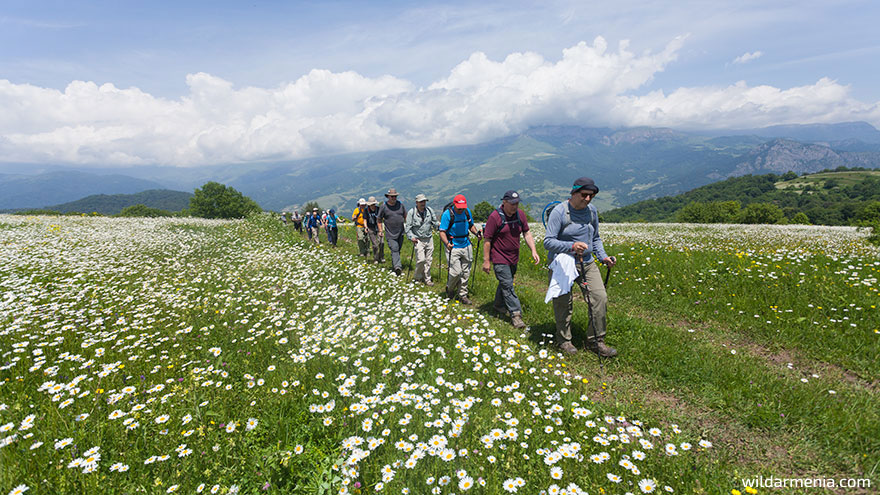 Hiking tours in Armenia - Dilijan National Park