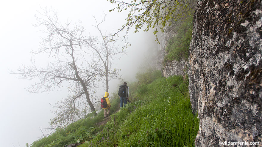 Hiking in Armenia - Lastiver