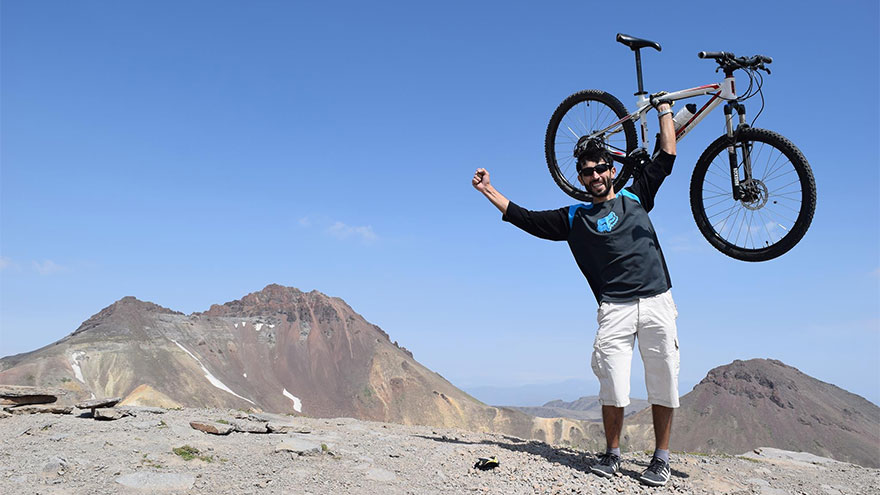 biking tours in armenia
