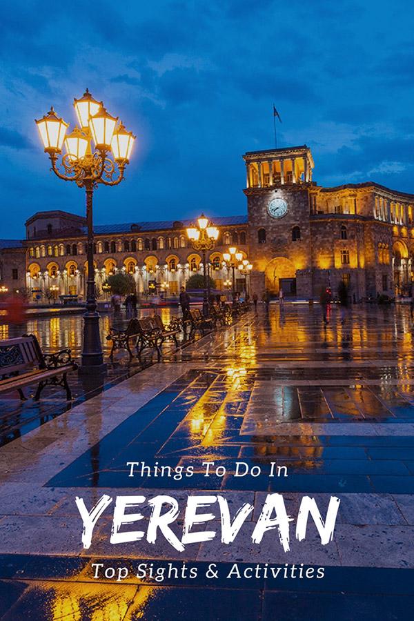 things to do in Yerevan