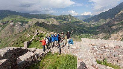 7 day hiking in Armenia