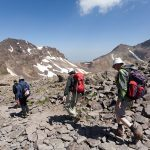 Trekking in Armenia