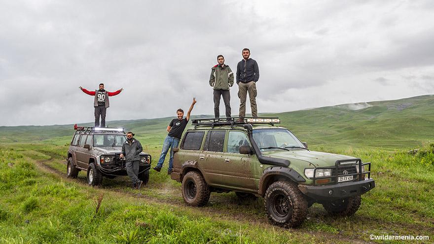 Jeep tour Armenia