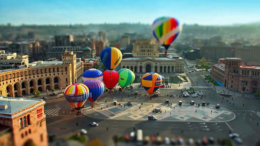 Yerevan festivals
