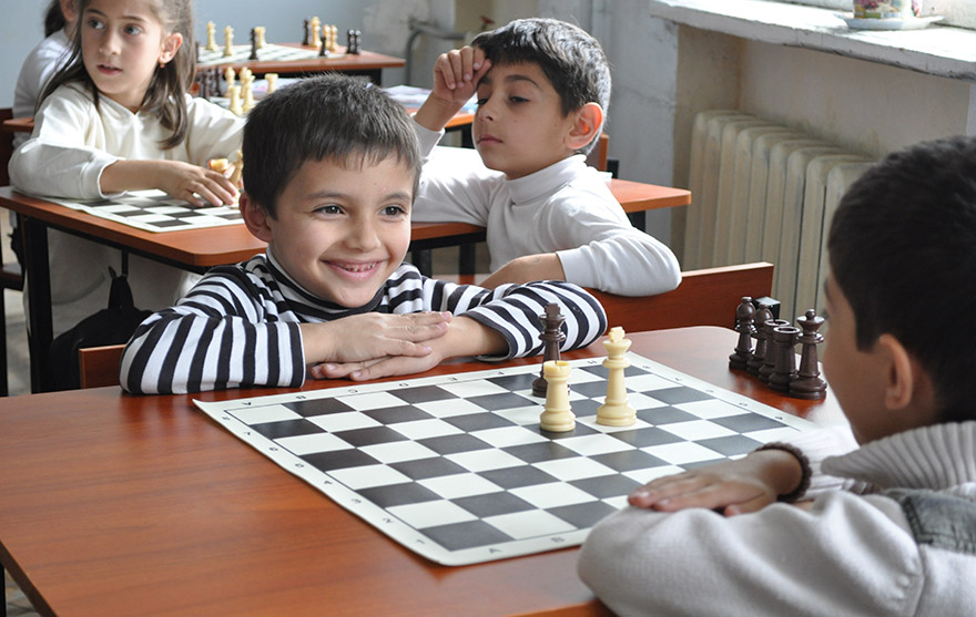chess in armenia