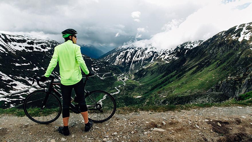 mountain biking in Armenia