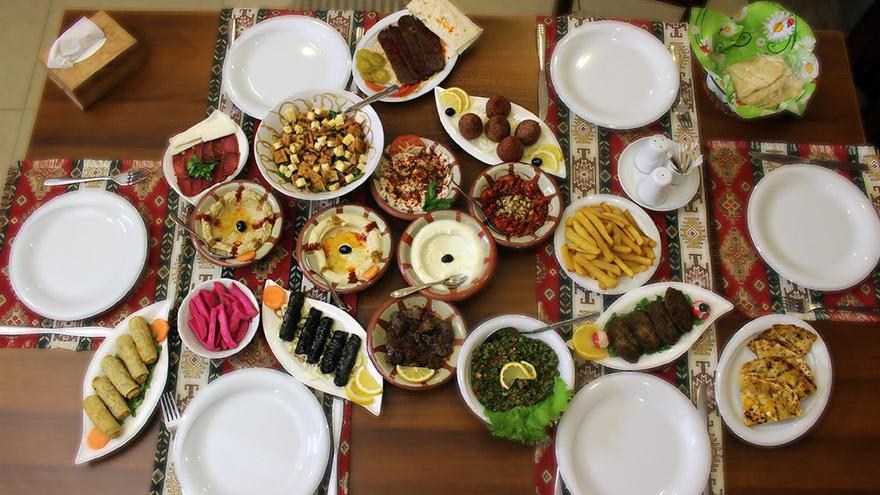 Abu Hagop Restaurant Halal Food in Yerevan Armenia
