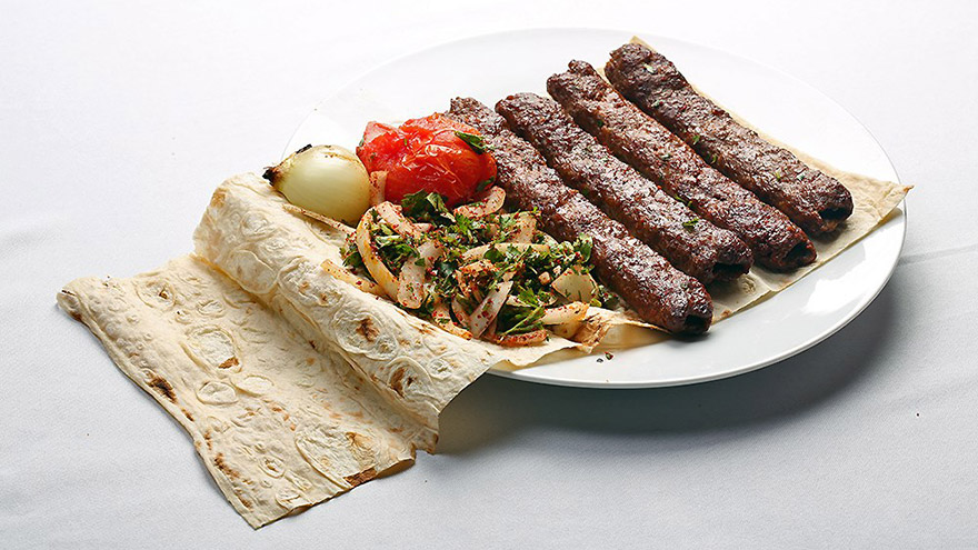 Jano Restaurant Halal food in Yerevan Armenia