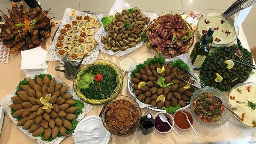 Lagonid Halal food restaurant in Yerevan Armenia