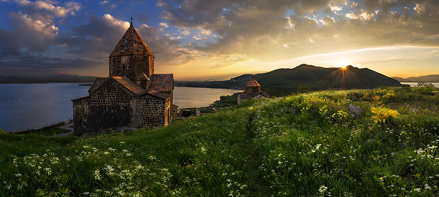 Lake Sevan Peninsula
