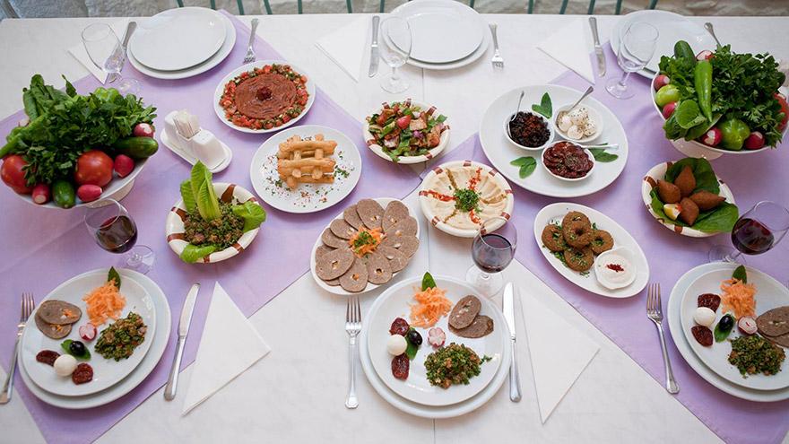 Lebanon Tavern Halal food Yerevan