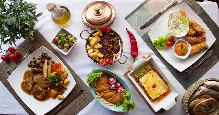 Zeituna Halal Food Restaurant Yerevan, Armenia