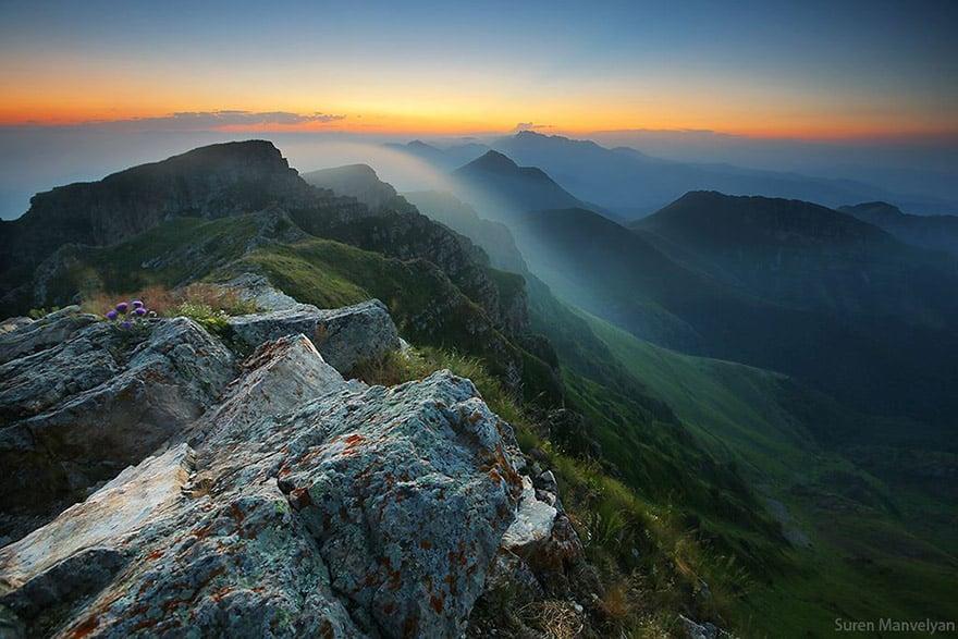Dizapayt Mountain