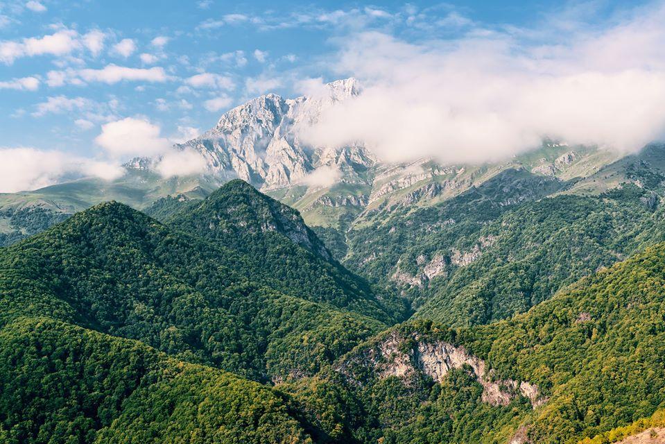 Khustup Mountain