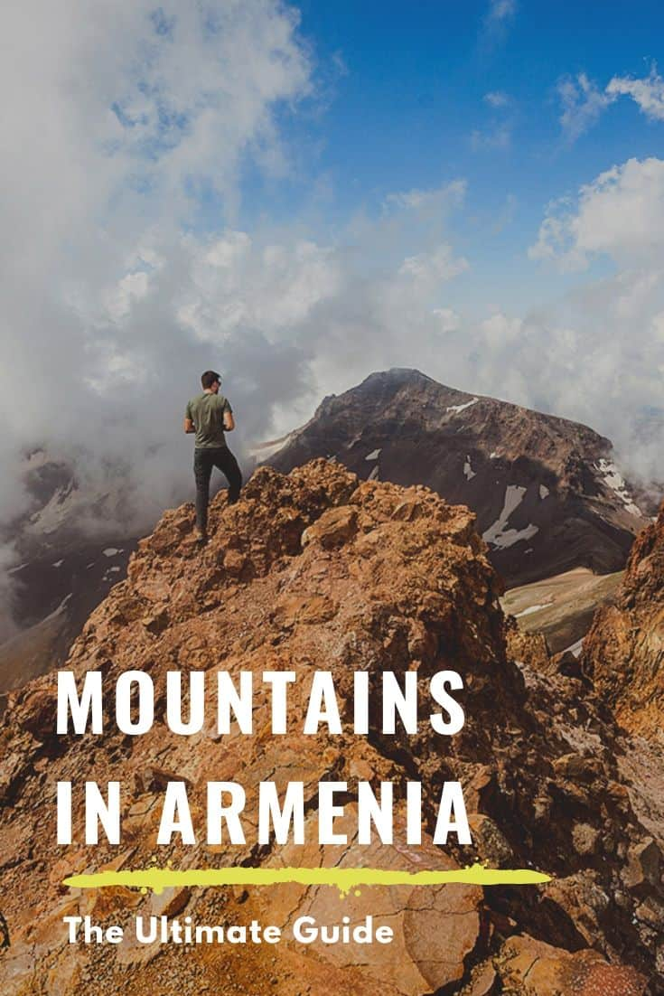 Mountains in Armenia - Ultimate guide
