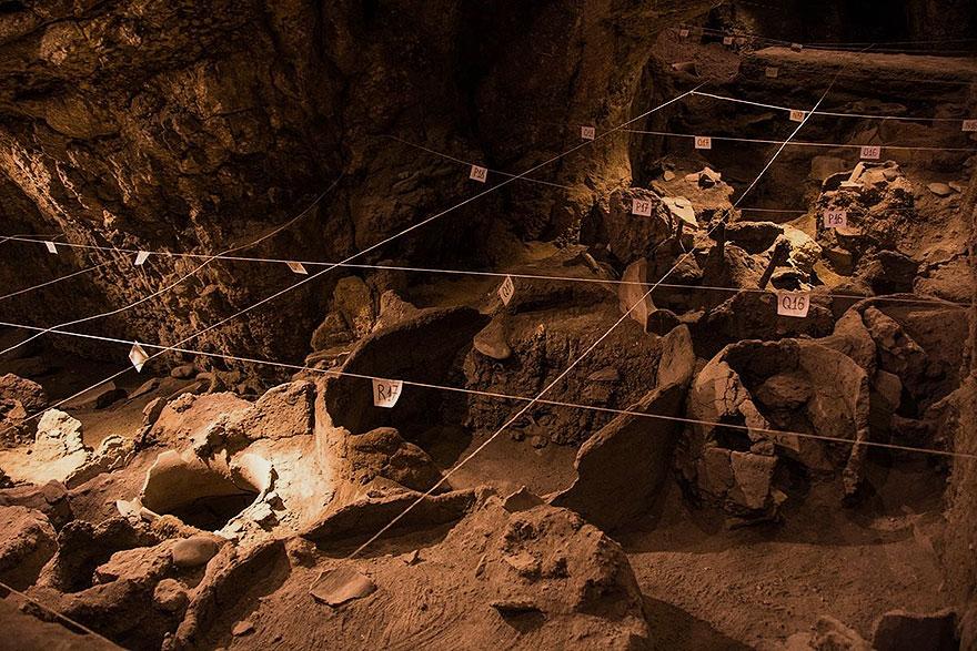 Areni-1 Cave wine press