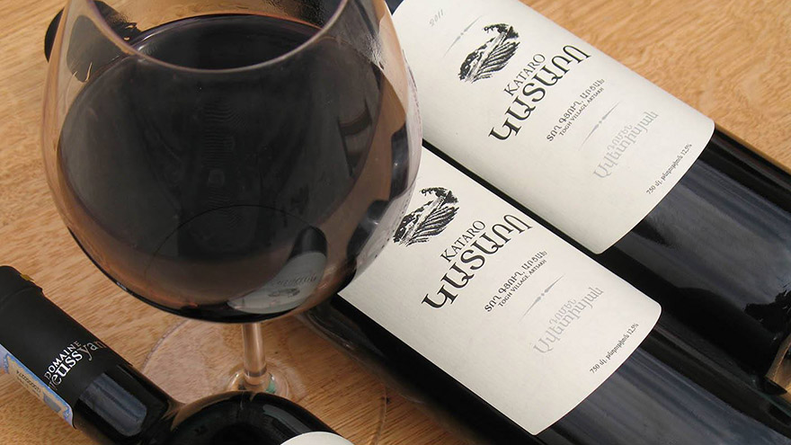 Kataro Armenian Wine