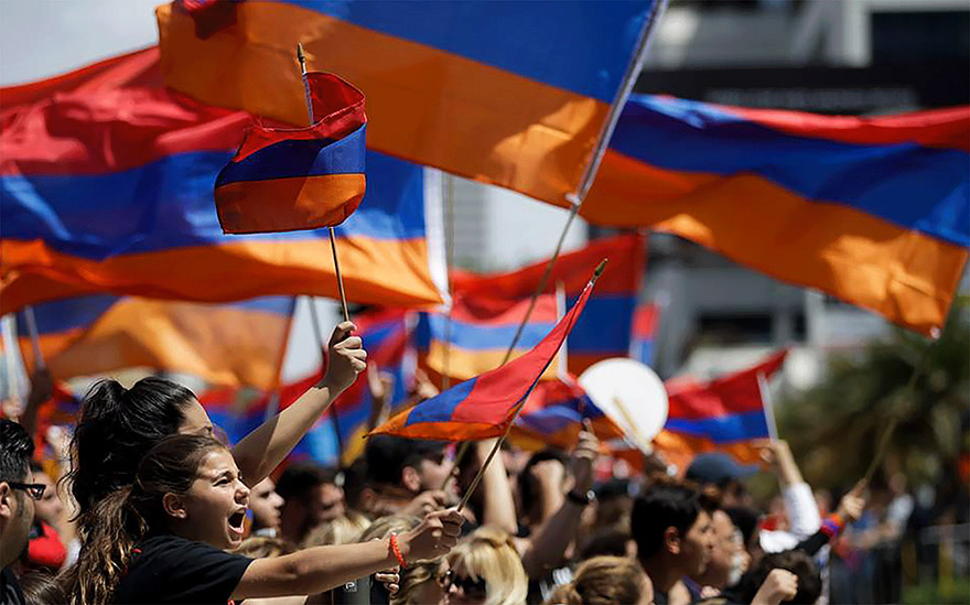 National Flag Day in Armenia
