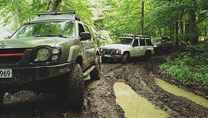 Dilijan Jeep Tour