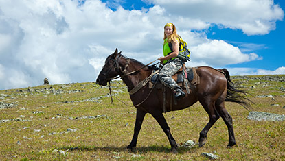 Horseback Riding tour in Vardenis Mountains