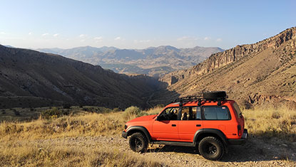 Jeep Tour Vayots Dzor