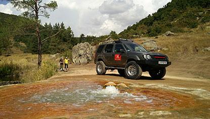Jermuk Jeep Tour