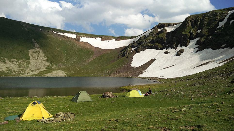 Armenia Wild Camping